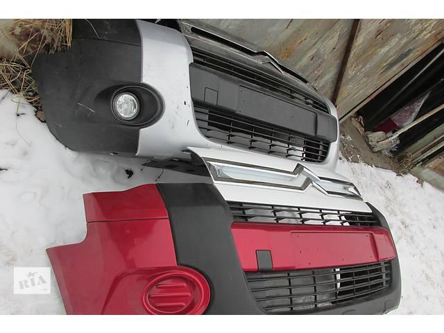 продам  Бампер передний для легкового авто Citroen Berlingo  2008 - 2014 p бу в Ровно