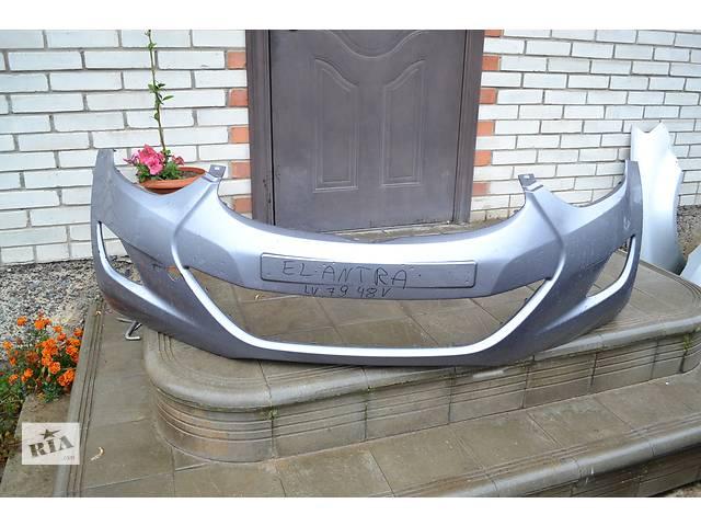 продам  Бампер передний для легкового авто Hyundai Elantra бу в Остроге