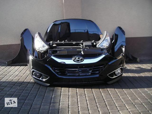 продам Бампер передний для легкового авто Hyundai IX35 2012 HYUNDAI IX35 морда комплектная бу в Жовкве