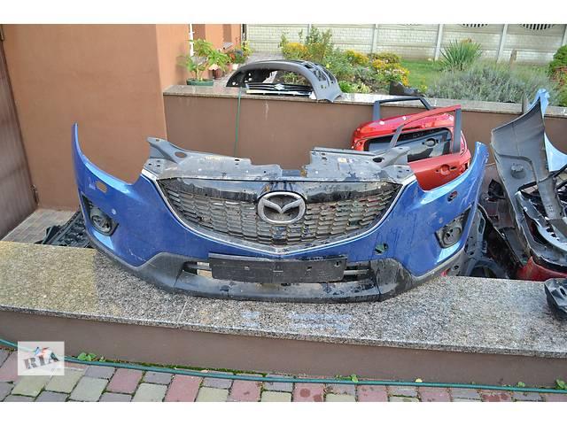 продам  Бампер передний для легкового авто Mazda CX-5 бу в Остроге