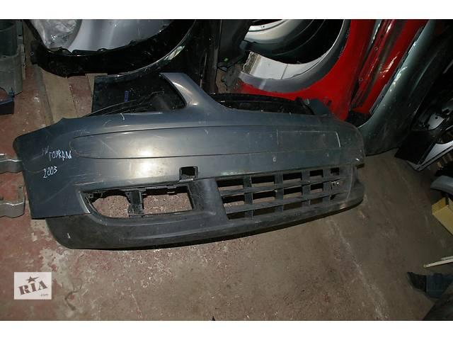 продам  Бампер передний для легкового авто Volkswagen Touran бу в Львове