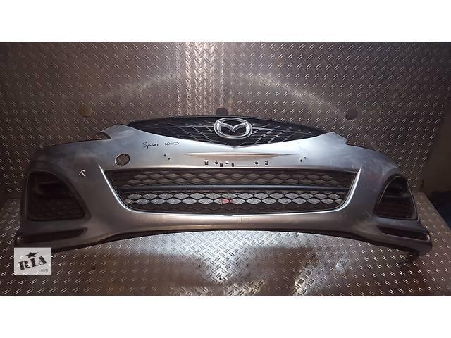 бу Бампер передний для седана Mazda 6 Sport в Ровно