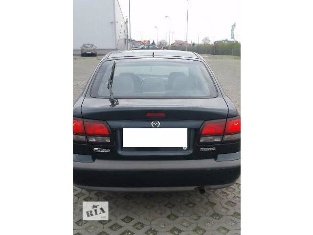 продам Бампер задний для хэтчбека Mazda 626, 1997 бу в Львове