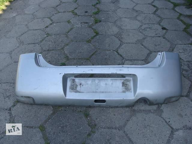 продам  Бампер задний для легкового авто Suzuki Wagon R бу в Львове