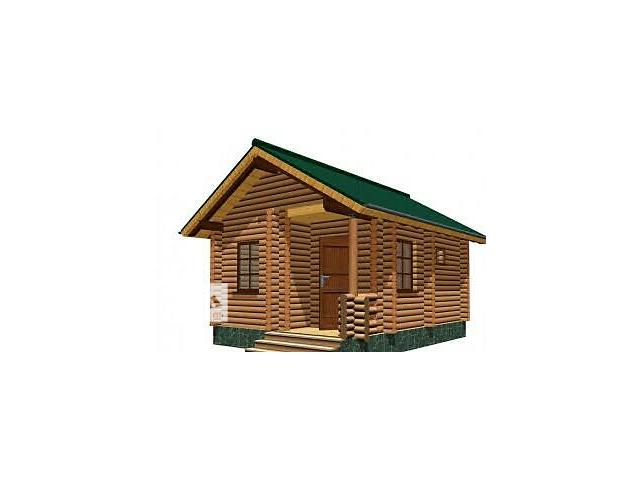купить бу Баня из дерева недорого 20 м2  в Украине