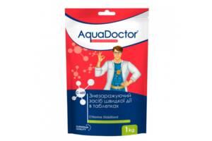 Дезинфектант на основе хлора быстрого действия AquaDoctor C-60T SKL11-252507