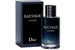Dior Sauvage мужской парфюм духи 100 мл +ПОДАРОК