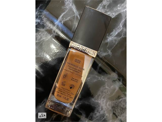 продам Dior skin star тональный крем  033 бу в Виннице