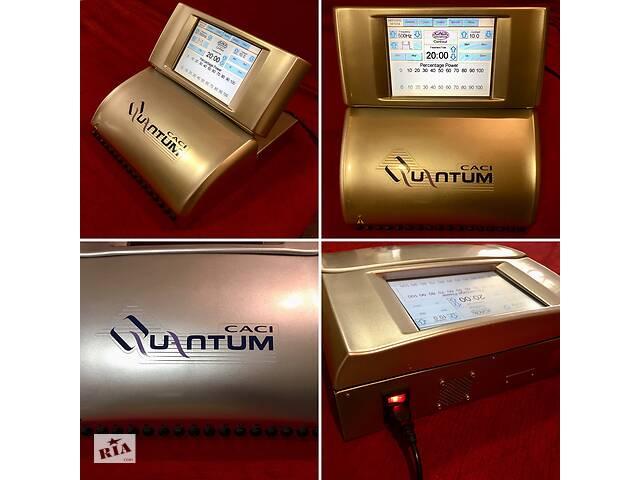 Косметологический аппарат CACI QUANTUM комбайн для лица и тела микротоки