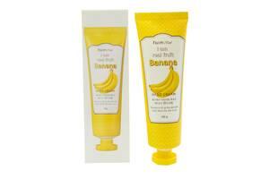 Крем для рук с экстрактом банана FarmStay I Am Real Fruit Banana Hand Cream, 100 мл