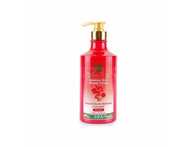 Крем-гель для душа Орхидея HealthBeauty Moisture Rich Shower Cream, 780 мл- объявление о продаже  в Киеве