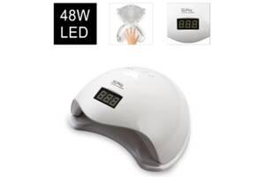 LED Лампа для маникюра SUN 5 48W