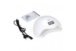 LED UV лампа для наращивания ногтей SUN 5 48 Вт Белая (46121)