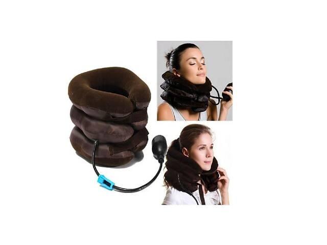 Надувная подушка для шеи TING PAI, ортопедический воротник- объявление о продаже  в Волновахе