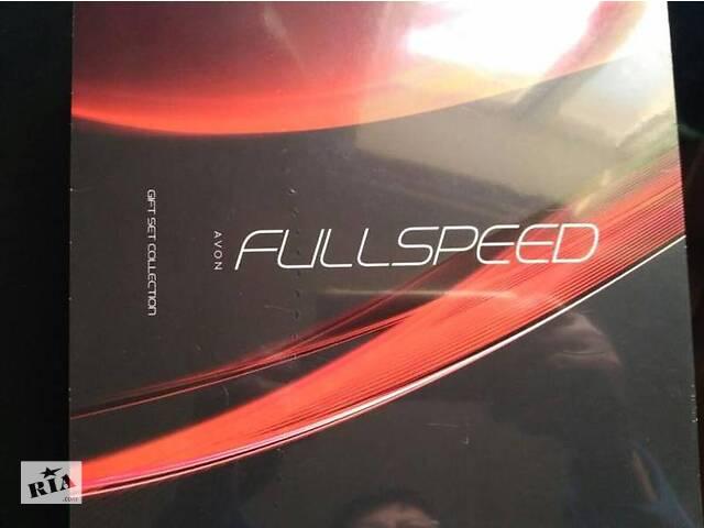 Парфюмерно-Косметический Набор Для Мужчин Avon Full Speed