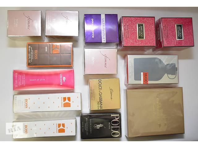 продам Продам парфуми оптом і поштучно. Імпорт з Європи. бу в Рубіжному