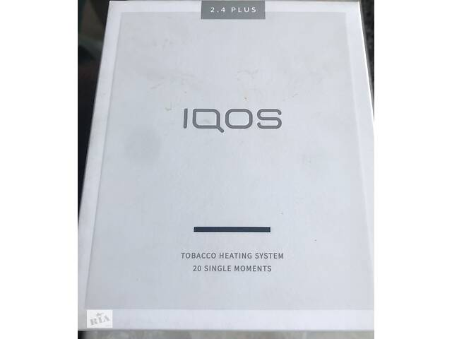 Продаю IQOS 2.4 Plus