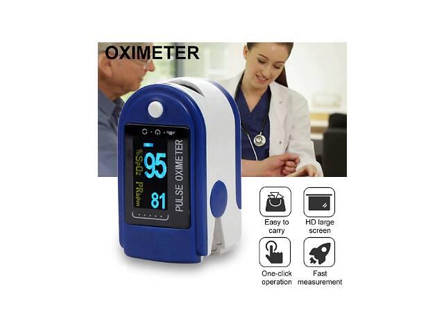 продам Пульсоксиметр Pulse Oximeter Original оксиметр вимірювальний прилад рівня кисню в крові бу в Києві