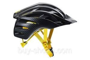 Шлем Mavic Crossmax SL Pro Mips, Чёрно-жёлтый (L)