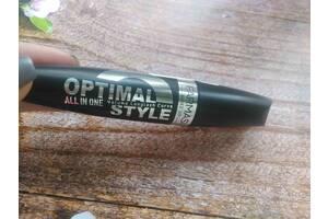 Тушь для ресниц Optimal Style