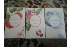 Женская туалетная вода Faberlic Aromania Aqua Lychee Apple 30мл духи парфуми фруктовый свежий морской сладкий аромат