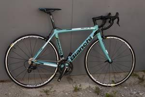 Новые Шоссейные велосипеды Bianchi