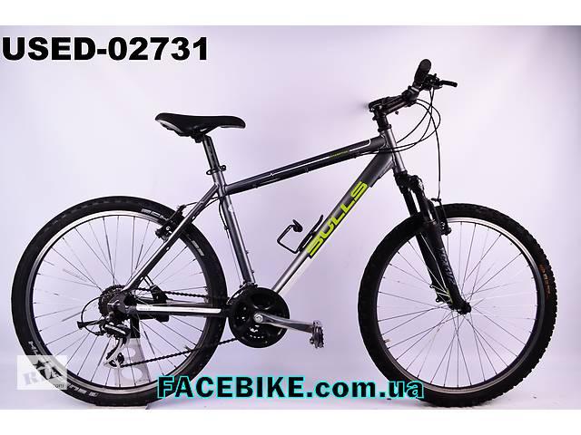 БУ Горный велосипед Bulls - из Германии у нас Большой выбор- объявление о  продаже в 863c5167c24af