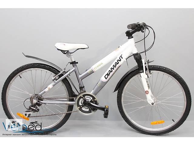 Бо підлітковий Велосипед Diamant 24 з Німеччини-Магазин VELOED- объявление о продаже  в Дунаївцях (Хмельницькій обл.)