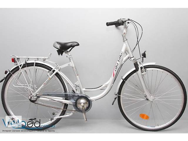 продам Дорожний Бу Велосипед Alu bike из Германии-Магазин VELOED.com.ua бу в Дунаевцах (Хмельницкой обл.)