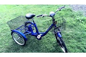б/у Велосипеды трёхколёсные