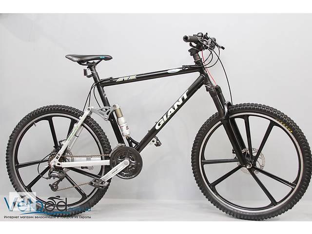 продам Горный Бу Велосипед Giant ATX из Германии-Магазин VELOED бу в Дунаевцах (Хмельницкой обл.)