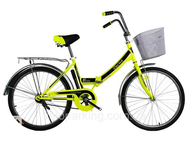 продам Городской складной велосипед Десна 24 (Украина) 2019 бу в Дубно (Ровенской обл.)
