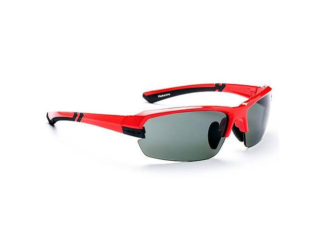 купить бу Очки солнцезащитные Optic Nerve Vahstro Shiny Red (4 lens sets) в Киеве