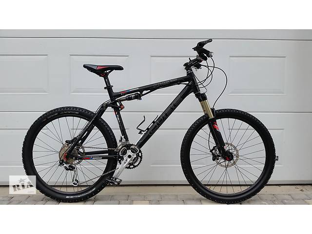 продам Практически новый велосипед CUBE бу в Дунаевцах (Хмельницкой обл.)