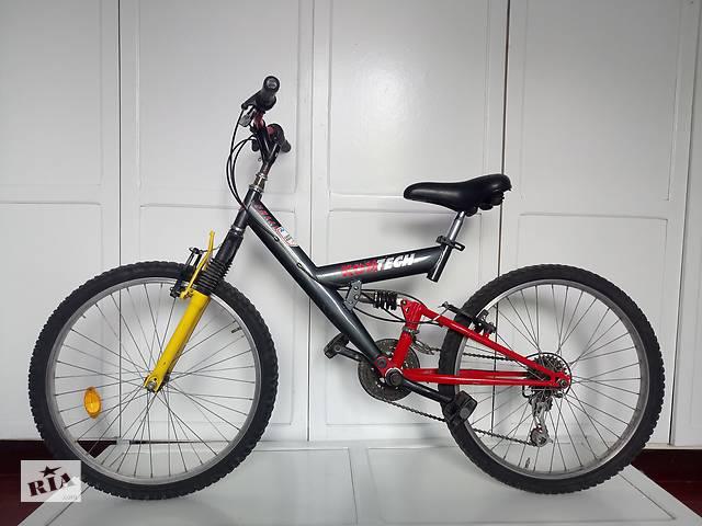 бу Продам німецький велосипед гірський Kontech 2 підвісний в Чопі