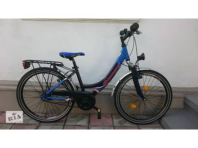 """купить бу Велосипед 24"""" подростковый Diamant планетарка 3 в Бучаче"""