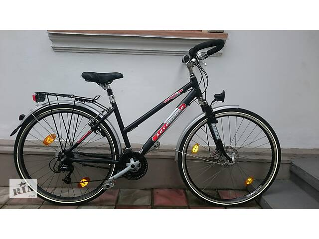 """продам Велосипед 28"""" Adventure алюміній Deore бу в Бучачі"""