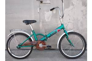 б/в Складні велосипеди