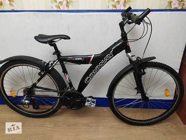 Велосипед Conway 26 алюминиевий з Германии- объявление о продаже  в Луцке