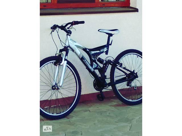 купить бу Велосипед двухпідвісний в Чернівцях