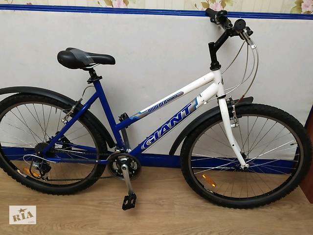 Велосипед Giant 26 хромолібден- объявление о продаже  в Луцке