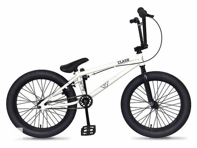 купить бу Велосипед Outleap BMX Clash White 2019 в Киеве