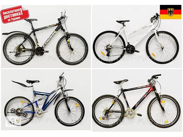 продам Велосипед из Германии + Подарки + Бесплатная Доставка бу в Сумах