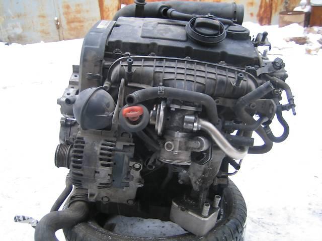 бу Блок двигателя для легкового авто Skoda Octavia A5 2.0 TDI BKD в Полтаве