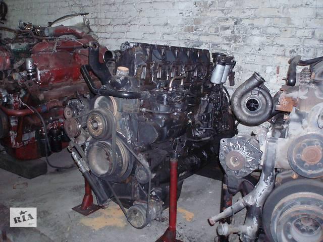 бу Двигатель MAN TGM Б/У в Березному