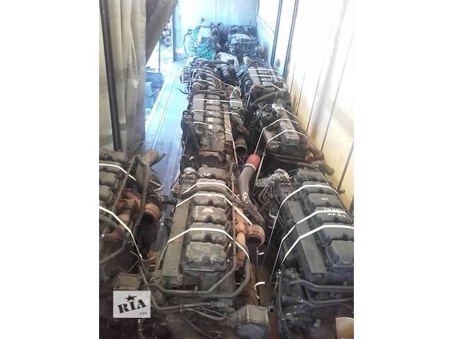 Двигатель MAN 8.150 Б/У- объявление о продаже  в Березному