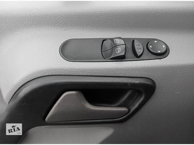 Блок, кнопки управления стеклоподьёмниками Фольксваген Крафтер Volkswagen Crafter 2006-10гг.- объявление о продаже  в Ровно