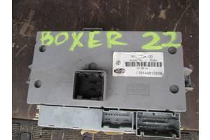 б/у Блоки управления Peugeot Boxer груз.