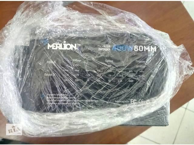 продам Блок Питания Merlion 400W новый бу в Одессе