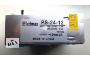 Блок питания PS-24-12 негерметичный